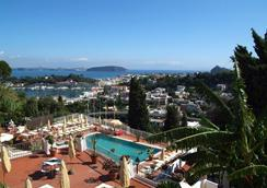 Hotel Don Pedro - Ischia - Vista del exterior