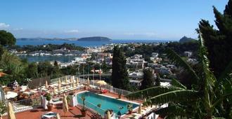 Don Pedro Hotel - Ischia - Outdoor view