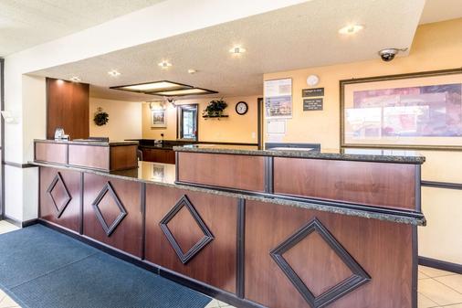 格羅韋城 6 號汽車旅館 - 葛洛夫市 - 格羅夫城 - 櫃檯