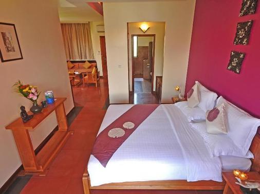 Suites and Sweet Resort Angkor - Siem Reap - Κρεβατοκάμαρα