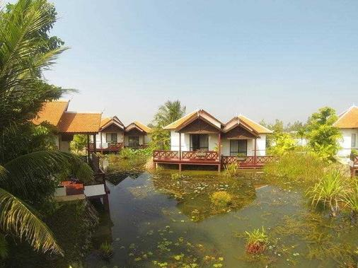 Suites and Sweet Resort Angkor - Siem Reap - Κτίριο