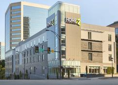 Home2 Suites by Hilton Greenville Downtown - Greenville - Rakennus