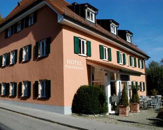 Hotel Fischerhaus - Starnberg - Gebouw