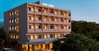 Kriti Hotel - La Canea - Edificio