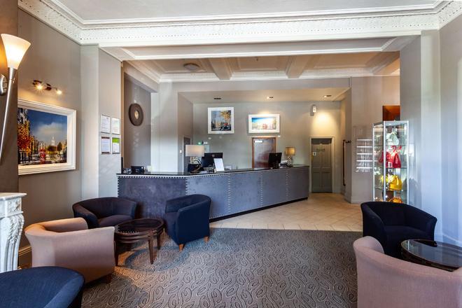 The Yorkshire Hotel, BW Premier Collection - Harrogate - Rezeption