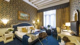 Duodo Palace - Venice - Bedroom