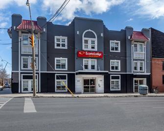 Econo Lodge Inn & Suites Downtown - Toronto - Edificio