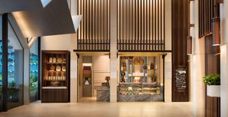 Andaz Singapore - A Concept by Hyatt - Singapore - Building