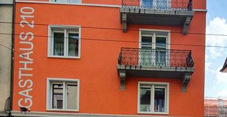 Gasthaus 210 - ציריך - בניין