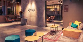 Mercure Hotel Amsterdam Sloterdijk Station - Amsterdam - Ingresso