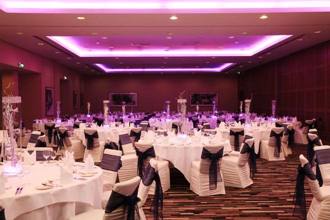 Radisson Blu Royal Hotel, Dublin - Dublín - Sala de banquetes