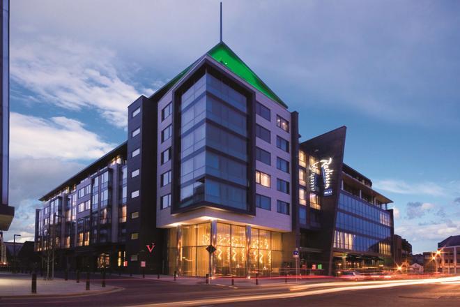Radisson Blu Royal Hotel, Dublin - Dublín - Edificio