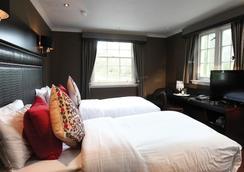 Best Western Glasgow South Eglinton Arms Hotel - Glasgow - Bedroom
