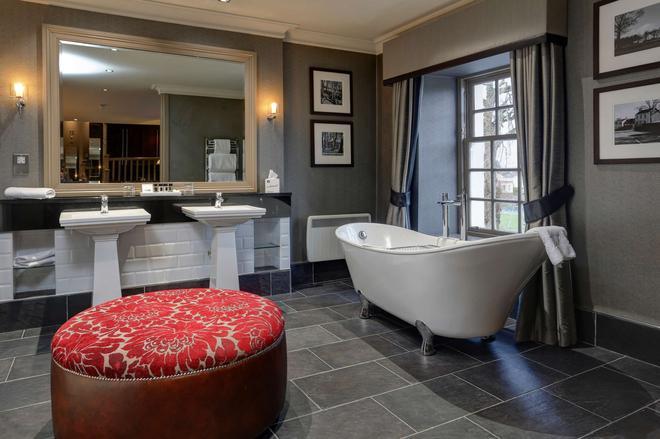 貝斯特韋斯特南格拉斯哥艾靈頓阿姆斯酒店 - 格拉斯哥 - 格拉斯哥 - 浴室