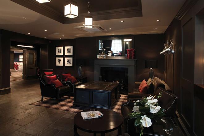 Best Western Glasgow South Eglinton Arms Hotel - Glasgow - Lounge