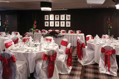 Best Western Glasgow South Eglinton Arms Hotel - Glasgow - Sala ricevimenti