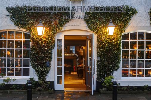 Best Western Glasgow South Eglinton Arms Hotel - Glasgow - Edificio