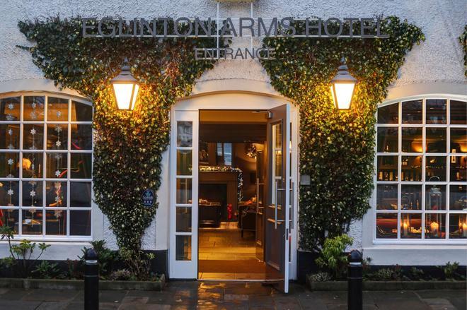 Best Western Glasgow South Eglinton Arms Hotel - Glasgow - Building
