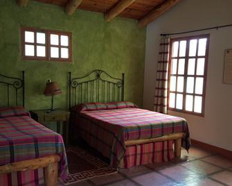 Hotel Santa Leticia - Concepción de Ataco - Bedroom