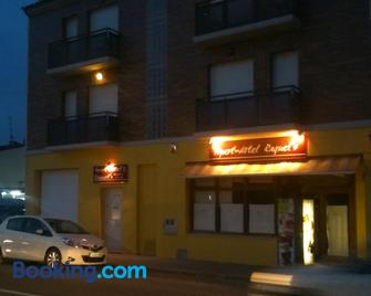 Aparthotel /Apartamentos Turísticos Raquel's - Sant Pere Pescador - Edificio