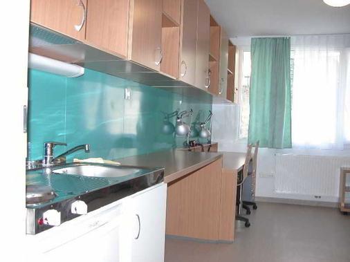 City Hostel Corvin - Budapest - Phòng bếp