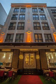 Empire Suite Hotel - Istanbul - Rakennus