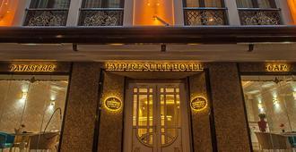 Empire Suite Hotel - Istanbul - Building