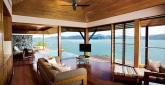 Qualia - Hamilton Island - Sala de estar