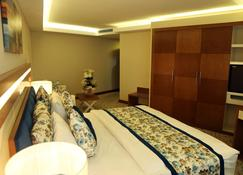 Yol Is Holiday Hotel Trabzon - Trabzon - Bedroom