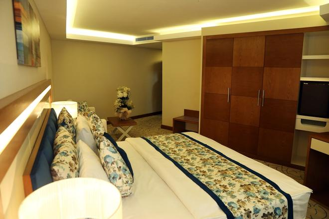 Yol Is Holiday Hotel Trabzon - Trabzon - Bedroom