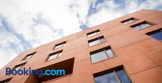Hostel Groeninghe - Courtrai - Edificio