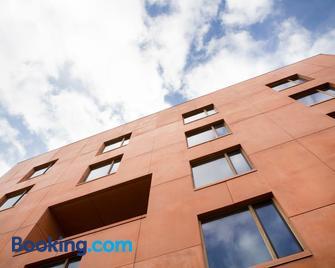 Hostel Groeninghe - Kortrijk - Building