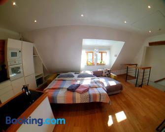 Penzion Quest - Loket - Bedroom