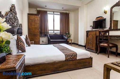 日星居住酒店 - 新德里 - 新德里 - 臥室
