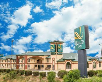 Quality Inn Raton - Raton - Building