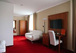 Hotel Plaza - Mladá Boleslav - Bedroom