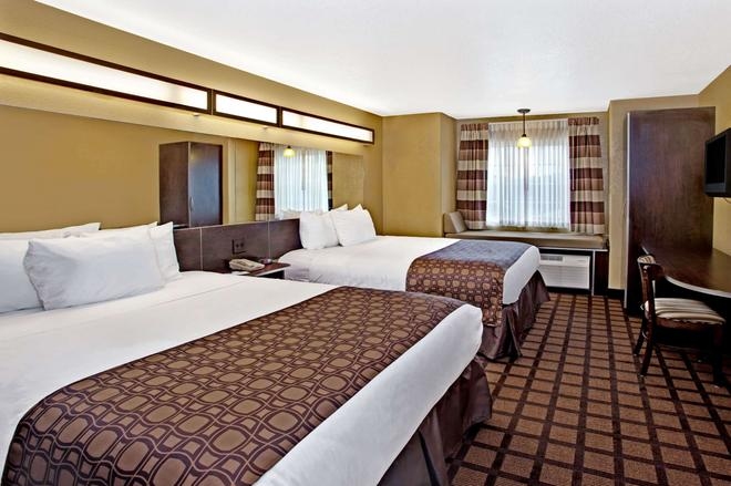 Microtel Inn & Suites by Wyndham Cartersville - Cartersville - Chambre