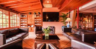Hotel Botanico & The Oriental Spa Garden - Puerto de la Cruz - Sala de estar