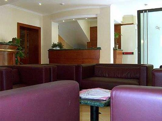 Hotel Osimar - Ρώμη - Σαλόνι ξενοδοχείου
