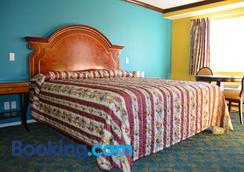 Cloud 9 Inn LAX - Inglewood - Phòng ngủ