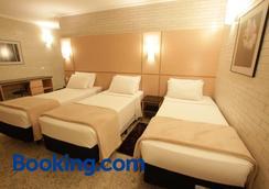 Hotel Confiance Centro Cívico - Curitiba - Bedroom