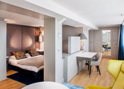 Grand Hôtel Gallia & Londres Spa Nuxe - Lourdes - Bedroom