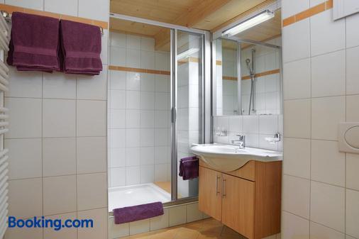 大草原酒店 - 克萊恩蒙塔納 - 克萊恩 蒙塔納 - 浴室