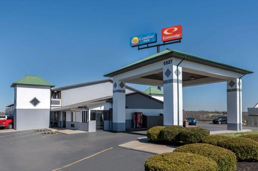 Econo Lodge Lexington - Lexington - Rakennus