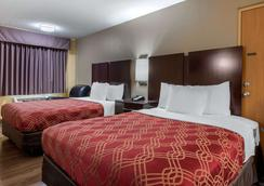 Econo Lodge Lexington - Lexington - Makuuhuone