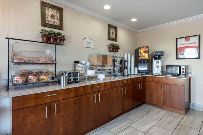 Econo Lodge Lexington - Lexington - Buffet