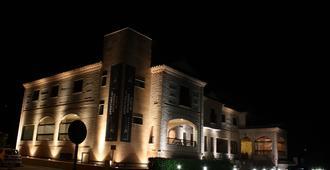 Hotel la Bastida - Toledo - Edificio