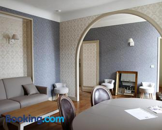 Appart'Hotel Hotel Saint Georges - Troyes - Living room