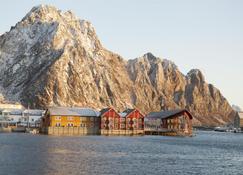 Scandic Svolvaer - Svolvær - Building