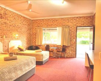 Gloucester Country Lodge Motel - Copeland - Slaapkamer
